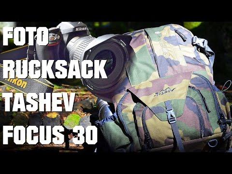 Fotorucksack Tashev Focus 30 Wanderrucksack | Outdoor AusrüstungTV