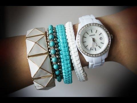 DIY Cobra Braid Bracelets (GIVEAWAY CLOSED)