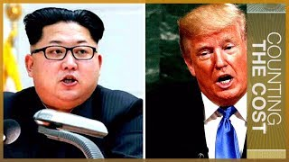🇰🇵 🇺🇸 Is the Trump-Kim summit collapse a lost cause? | Counting the Cost - ALJAZEERAENGLISH