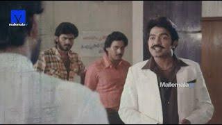 Superb Rajashekar Scenes Part 01 From Aahuthi Movie - MALLEMALATV