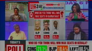 Lok Sabha Elections 2019: Who Do You Think Will Win Maximum Seats in Kerala? - NEWSXLIVE