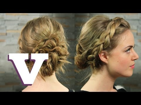 How To Do Ancient Greek Hair: Hair With Hollie - S02E5/8