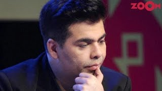 Karan Johar's NEW strategy TO AVOID #MeToo movement related questions? | Bollywood News - ZOOMDEKHO