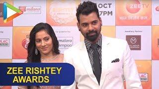 WATCH: Zee Rishtey Awards 2018 | Amrapli Gupta, Shabir Ahluwalia, Jay Bhanushali, Mahhi Vij | Part 5 - HUNGAMA