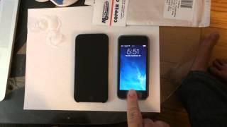 """اختراق """"بصمة الإصبع"""" على iPhone 6 (فيديو)"""