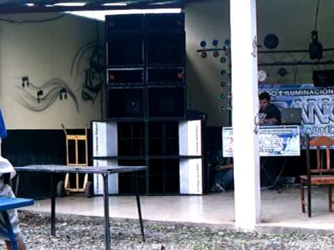 guerra de minitecas prueba de sonido dancer discpley guanare