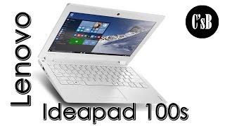 Ноутбук Lenovo Ideapad 100S (11-дюймовый)