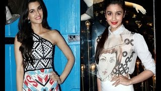 Kriti Sanon replaces Alia Bhatt in ' Half Girlfriend' - IANSINDIA
