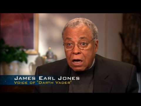 James Earl Jones wspomina słynną kwestię.