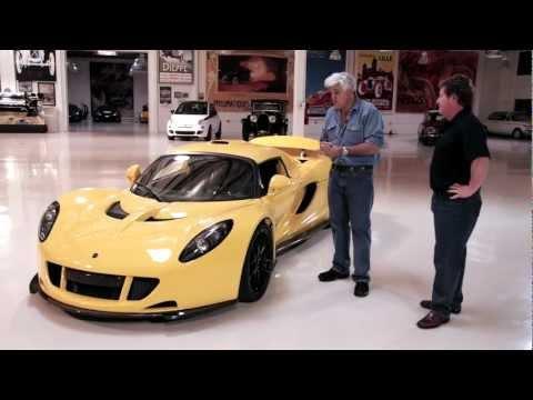 Jay Leno's Garage: 2012 Hennessey Venom GT -GQ9kZRHFqxM