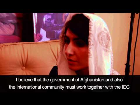 Women Participation in Afghan Elections