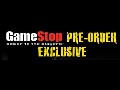 Gamestop Wants To Offer Exclusive Pre-Order Content & BWOne Update