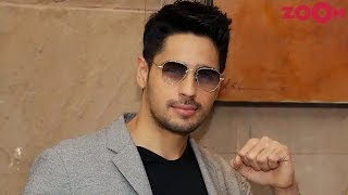 Sidharth Malhotra becomes 1st male star to endorse a make up brand | Bollywood news - ZOOMDEKHO