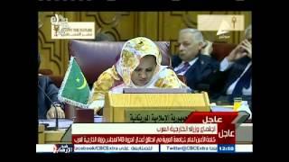 بالفيديو..العربي : المرحلة الحالية تتطلب تفعيل معاهدة الدفاع العربي المشترك لمواجهة الارهاب