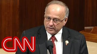 Steve King says racist comment was misinterpreted - CNN