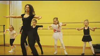 Детский Дэнс Микс в Танцквартале