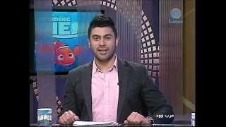 اتفرج.. أحمد السقا وأمينة رزق وعبد الوارث عسر في الكارتون
