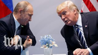 Trump meets with Russian President Vladimir Putin - WASHINGTONPOST