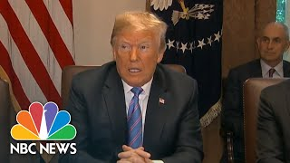 White House Attempts To Clarify Donald Trump's Previous Comment On Russian Interference | NBC News - NBCNEWS