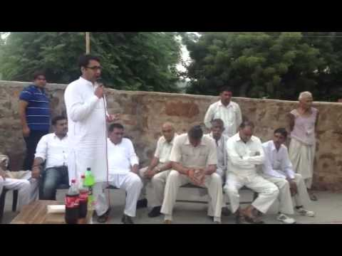 Kamal yadav BJP speech badshahpur constituency ,Gurgaon
