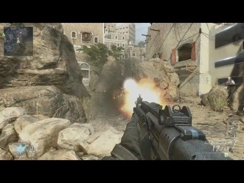 Black Ops 2 - Official Multiplayer Gameplay Trailer (Call of Duty BO2 Multi Player Game Play)