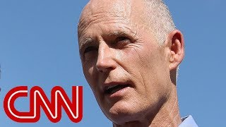 Blitzer challenges Florida governor on gun laws - CNN