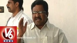 Julakanti Srinivas to media - Political Crisis in State Cause of Bifurcation - V6NEWSTELUGU