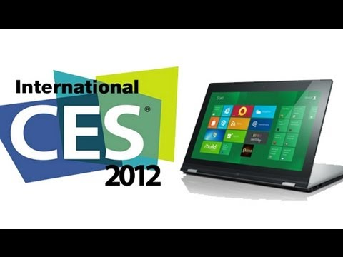 CES 2012: Lenovo Ultrabook / Tablet Hybrid - Preview