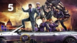 ����������� Saints Row 4 Co-op � ����� 5: �����