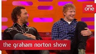 How Matthew McConaughey's Dad won a motorbike - The Graham Norton Show 2017: Episode 14 - BBC One - BBC