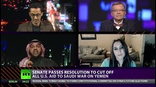 CrossTalk: Saudis Rebuked - RUSSIATODAY