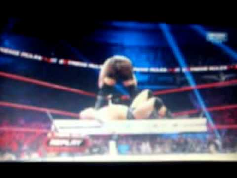Randy Orton vs Big Show Extreme rules 2013