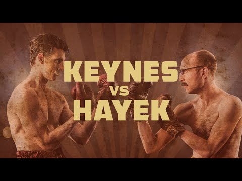 Fight of the Century: Keynes vs. Hayek Round Two