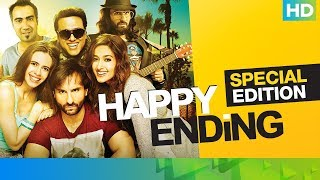 Happy Ending Movie | Special Edition | Saif Ali Khan, Ileana D'Cruz, Kalki Koechlin, Govinda - EROSENTERTAINMENT