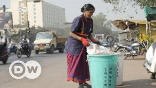 An 'untouchable' trash collector fights for her rights | DW English - DEUTSCHEWELLEENGLISH