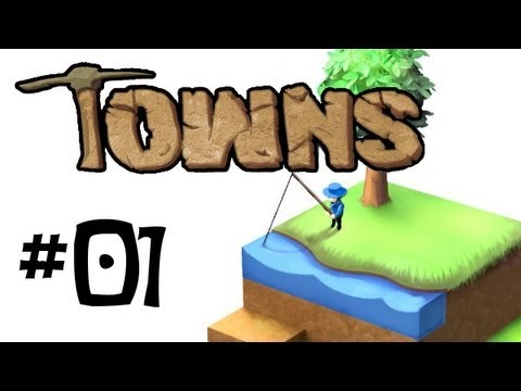 Towns Let's Play: Ep01