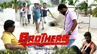 Brothers ll latest telugu short film ll 2019 ll Directed By Dinesh ñani lBalu Garu  saraswathimadhu - YOUTUBE