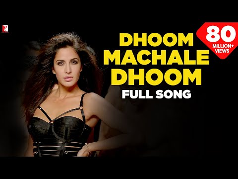 Dhoom Machale Dhoom - Full Song - DHOOM:3
