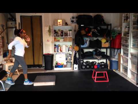 Youth Triple Jump - Complex Training