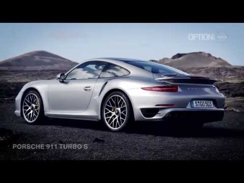 Porsche 911 Turbo S OFFICIAL Trailer [HD] (Option Auto News)