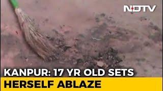 Harassed By Stalker, Kanpur Girl Sets Herself Ablaze - NDTV