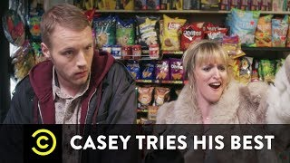 Pay It Forward - Casey Tries His Best - COMEDYCENTRAL