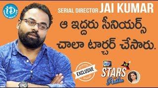Naa Peru Meenakshi Serial Director Jai Kumar Full Interview || Soap Stars With Anitha #29 - IDREAMMOVIES