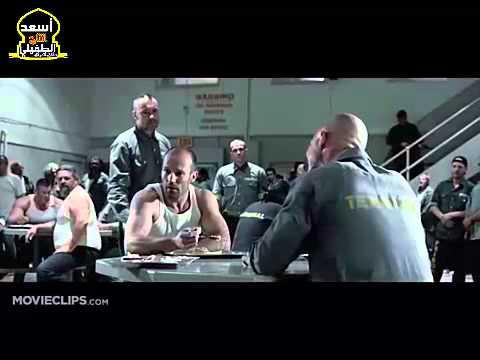 اقوي فلم اكشن بمطعم السجناء . الفلم كامل ومترجم وشرح ترجمه اسفل الفيديو Death Race 2 12 Movie CLIP