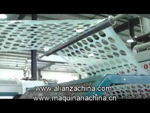 Maquina para fabricar vaso plastico desechable 10