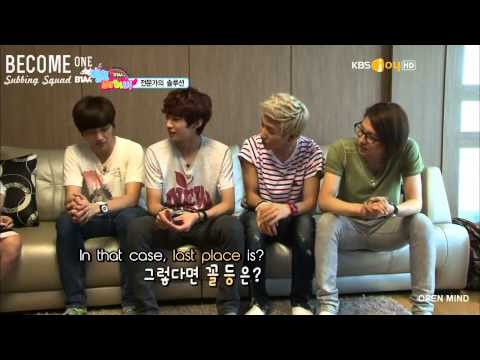 [B1SS] 120808 Hello Baby Season 6 with B1A4 - Episode 3 (3/4)
