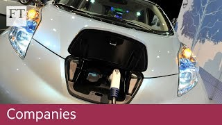Electric cars lack charge in the US - FINANCIALTIMESVIDEOS