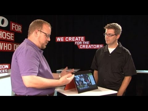 Lenovo Unboxed: IdeaPad Yoga