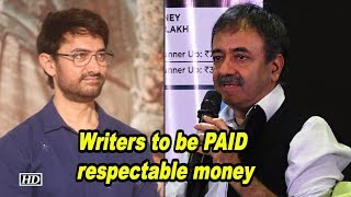 Rajkumar Hirani wants writers to be PAID respectable money - BOLLYWOODCOUNTRY