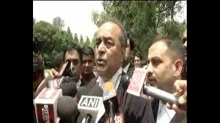 Congress and JDS are scared & did not even want a floor test in the first place: Mukul Rohatgi - ABPNEWSTV